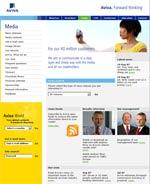 Aviva - media centre