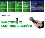 HBOS media centre