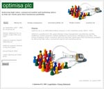 Optimisa home page