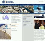 Chemoil home page