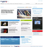 Air France Home Page
