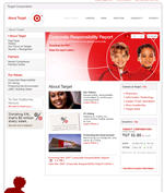 Target - home page