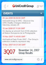unicreditevents150 2 share price trackers   and more