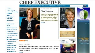chiefexecutive1 Sites For CEOs
