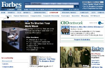 forbes1 Sites For CEOs