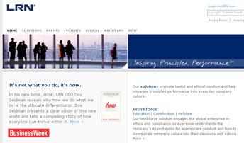 lrn1 A Very Good Corporate Governance Website