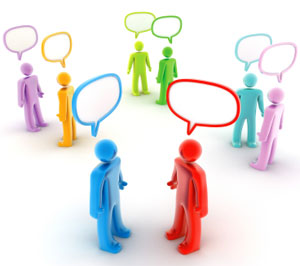 conversation Who are your business spokespeople?