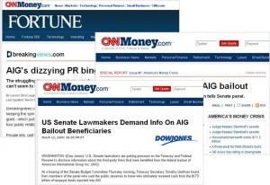 AIG Headlines