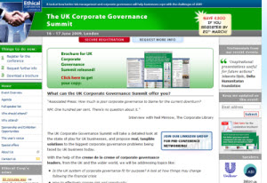 Corporate Governance Summit