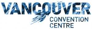 vancover convention center logo 300x95 Vancouver Convention Center New Logo   Looks Cold