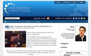 web-strategy