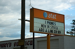 iphone att Is the Honeymoon over for the iPhone and AT&T Wireless?
