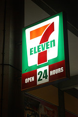 7 eleven 7 Eleven Debuts TV and Pushes Private Label