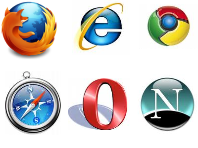 Which Web Browser Brand Identity is Superior?