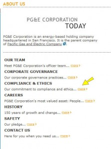 PGE Ethics