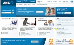 ANZ About 300x184 ANZ Bank&#44; the Spirit and the Letter