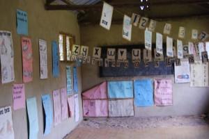 Ruhanga Schoolroom