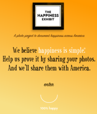 Lays Happiness exhibit Potato Chips and Flickr    A Happy New Social Media Marketing Tactic