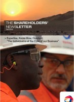 total shareholder letter