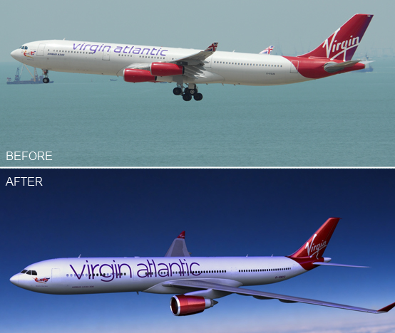 virgin-atlantic-logo-planes