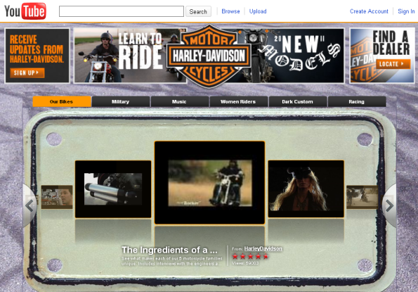youtube-channel-harley-davidson