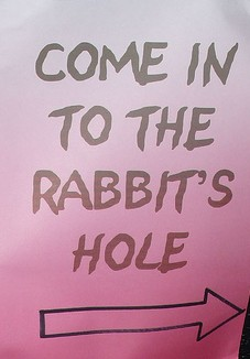 Come Into The Rabbits Hole trim
