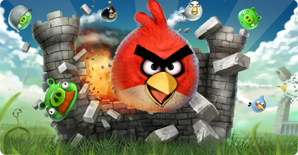angry birds 10 Big Buzz Brands of 2010 for American Consumers