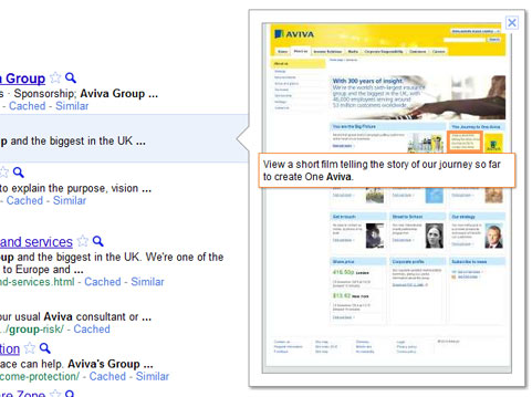 Aviva group