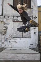 Dean Jump Kick