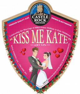 royal wedding merchandise KissMeKate 257x300 Cashing in on the Royal Wedding   5 Bizarre Royal Wedding Merchandise Options