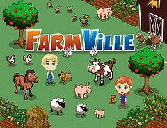 farmville brands Social Games Put Brands in Front of Consumers Who Welcome Them