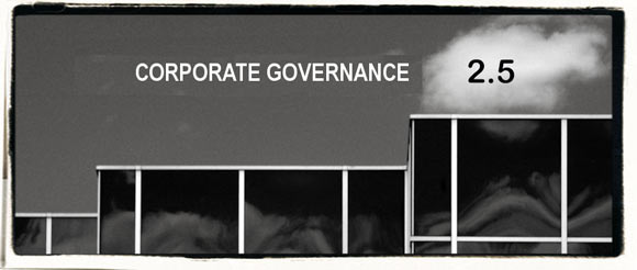 CG25a1 Corporate Governance 2.5 A New Focus