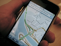 mobile map Brands Increase Mobile Marketing Spending with a Local Focus