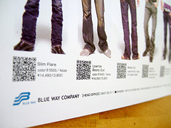 qr codes magazine Magazines See Big Jump in QR Codes in 2011