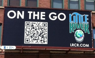 mobile barcode QR Codes Successful in Driving Traffic to Brand Websites from Print Media
