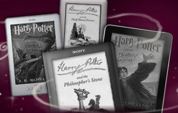pottermore ebooks