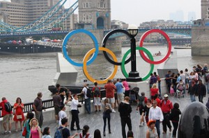 london olympics 2012 300x199 Consumers Cannot Identify Olympics Brand Sponsors