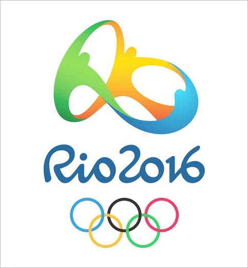 Rio 2016 Olympics Logo
