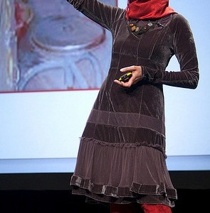 Hayat Sindi PopTech 2009