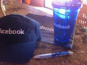 facebook schwag