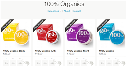 Organics fb