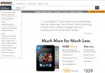 amazon home page kindle fire hd vs ipad mini