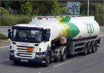 bp oil truck