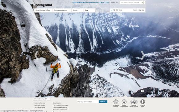 Patagonia: corporate stewardship