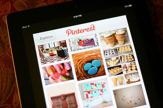 pinterest ipad