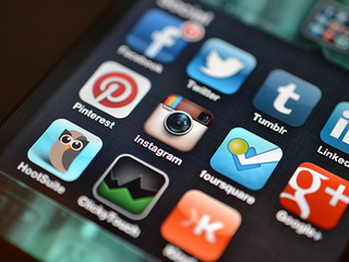 social media apps iphone