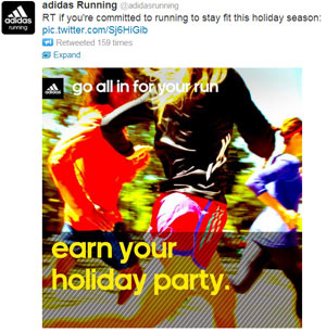 adidas How To Get The Most Out Of Corporate Social Media