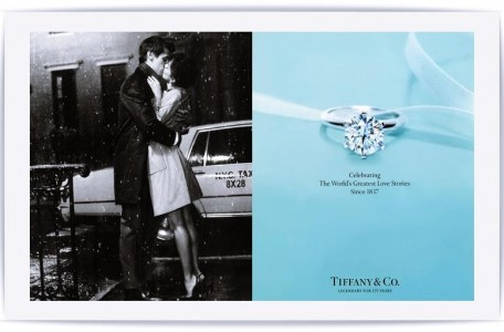 tiffany and co ad