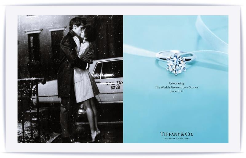 tiffany and co adjpg Storytelling for Luxury Brands Delivers Big Results and All Brands Should Take Notes