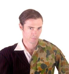 military man to businessman